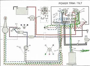 Mercury Power Tilt Wiring Diagram