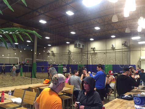 fall indoor beach volleyball wednesday league oceanside