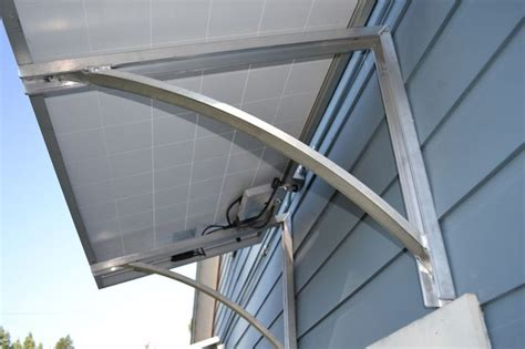 Power Structures Solar Bracket
