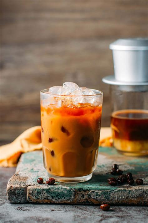 Mix sugar and water in a small saucepan. How to Make Vietnamese Coffee (Vegan) - Full of Plants ...