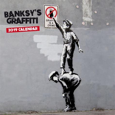 banksy graffiti calendars ukposterseuroposters