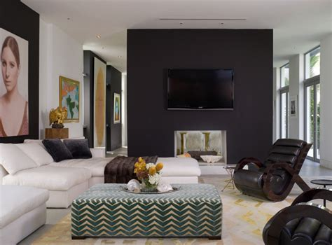 Formal Living Room Accent Wall by 20 Knockout Black Accent Wall In The Living Room Home