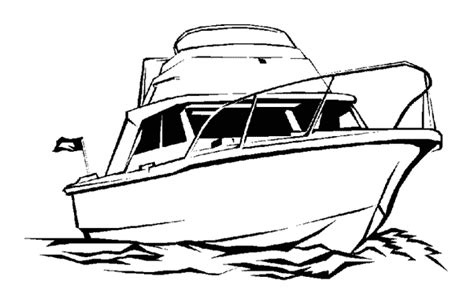 Dessin Bateau Yacht by Dididou Coloriage Yacht Page 2