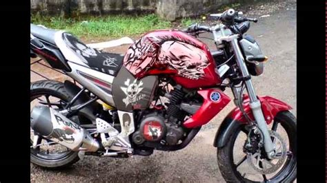 Modifikasi Motor Bison by Gambar Modifikasi Motor Bison Modifikasi Yamah Nmax