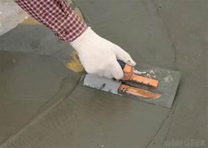 Směs na opravu betonu