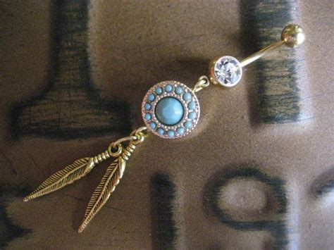 Medallion Faux Gold And Turquoise Dreamcatcher Dream