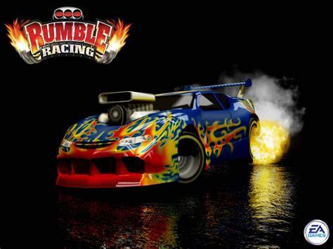 rumble racing wallpapers  rumble racing