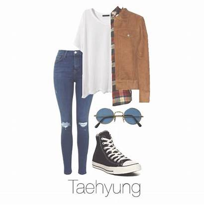 Bts Outfits Taehyung Inspired Outfit Run Jimin