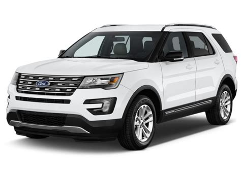 2017 Ford Explorer Review, Ratings, Specs, Prices, And