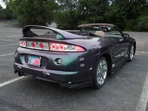 1997 Mitsubishi Eclipse Spyder - Exterior Pictures