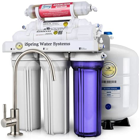 best under sink reverse osmosis system read about the best rated under sink water filters in 2017