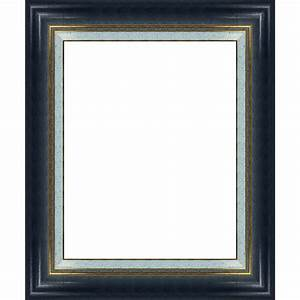Cadre Marie Louise : cadresur mesure bleu avec marie louise blanche en vente sur cadres et ~ Melissatoandfro.com Idées de Décoration