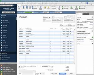 quickbooks 2017 screenshots whats new quickbooks and With example of quickbooks invoice