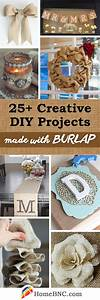 25, Best, Diy, Burlap, Decoration, Ideas, And, Designs, For, 2017
