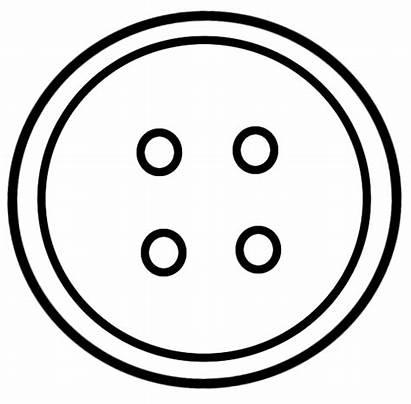 Button Buttons Clipart Snowman Clip Icons Cliparts