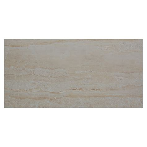 tiles bunnings duratile 60 x 30cm travertine gloss wall tile bunnings