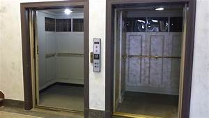 1925 Manual Otis Elevator And Retro Modded Elevator At