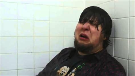 Jontron Crying   YouTube