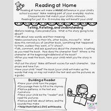 At Home Reading Logs  Prek 《homework》  Pinterest  An Adventure, Home Reading Log And
