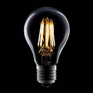 Lampe Ampoule Filament : lampe ampoule filament led e27 8w 760lm ~ Teatrodelosmanantiales.com Idées de Décoration