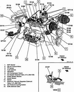 1999 Chevrolet Suburban Engine