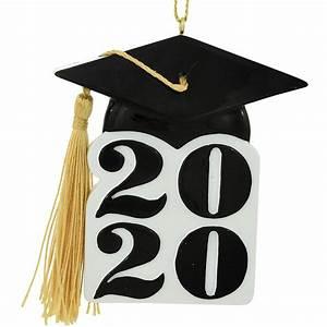 Personalized 2020 Graduation Cap With Tassel Ornament