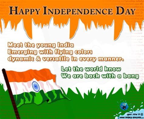 happy independence day wallpapers india  august pictures