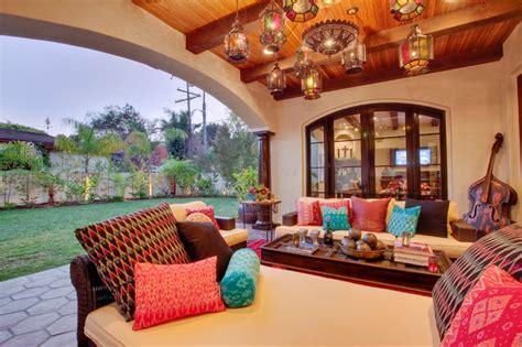 Hermosa Beach Mediterranean / Moroccan   Interior Design   Mediterranean   Patio   Los Angeles