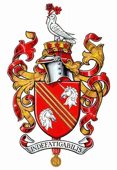 Hobbs Arms Dwayne Kevin Heraldry Previous Reg