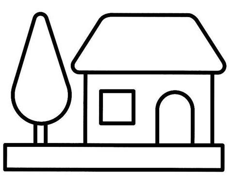 coloriage maison les beaux dessins de autres 224 imprimer et colorier page 2