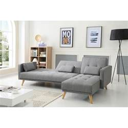 Canape Gris Convertible Ikea by Scandinave Canap 233 D Angle R 233 Versible Convertible