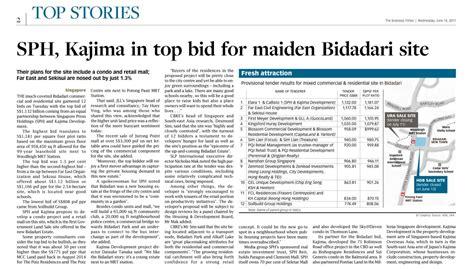 Best Bid Site Top Bid For Maiden Bidadari Site 6100 7705 Showflat