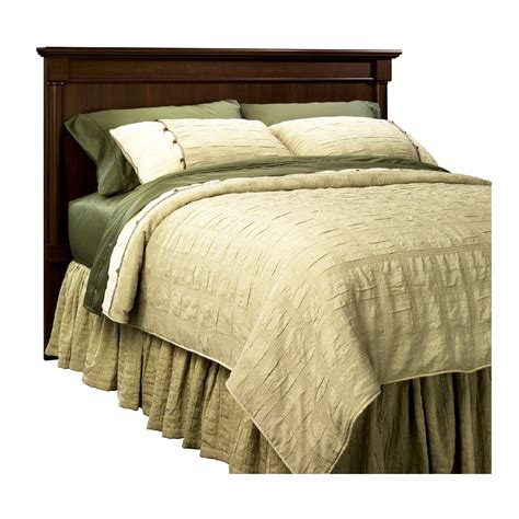Sears Headboards And Footboards Queen by Sauder Palladia Full Queen Headboard Brown Home