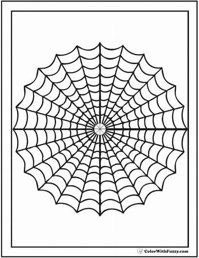 Coloring Geometric Pages Geometry Printable Web Dash