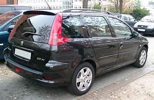 Peugeot 206 Hdi : peugeot 206 sw 1 4 hdi 68 hp ~ Medecine-chirurgie-esthetiques.com Avis de Voitures