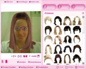 Frisuren Ausprobieren by Frisuren Ausprobieren