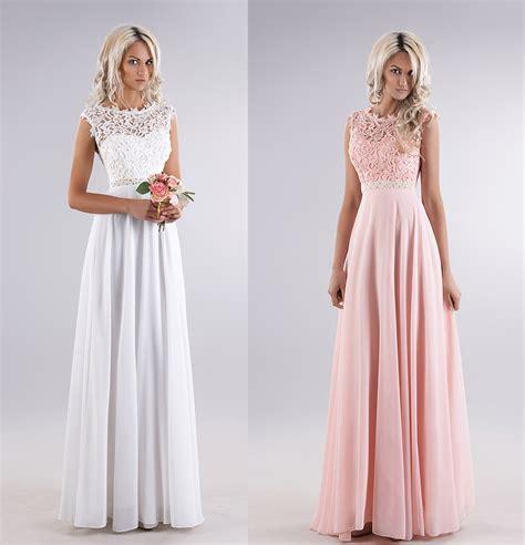 długa szyfonowa sukienka wesele ślub