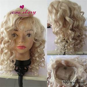 Popular Human Hair Wigs White Women Buy Cheap Human Hair