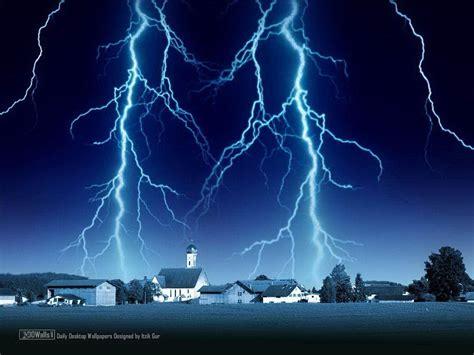 lightning beware  lightning strikes lightning