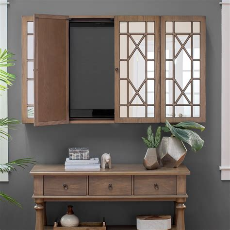 tv wall cabinet belham living florence tv wall cabinet tv stands at