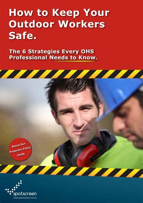 How To Keep Your Outdoor Workers Safe