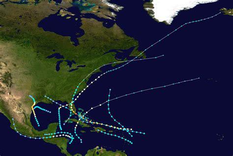 1945 Atlantic Hurricane Season Wikipedia