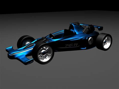 F1 Model Cars by F1 Car 3d Model Ready Max Cgtrader