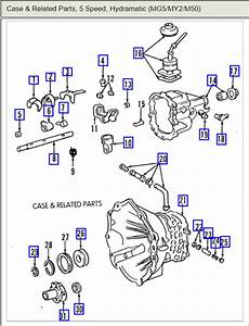 Chevy 5 Speed Manual Transmission Identification