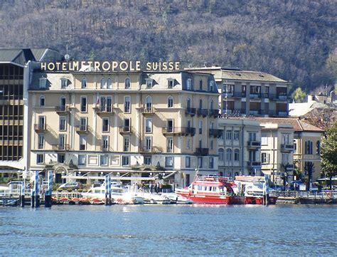CONTACT - Hotel Metropole Suisse - Como