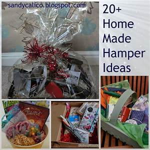 Baby, Baby, 20, Home, Made, Hamper, Ideas