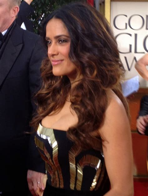 40 Interesting Facts About Salma Hayek Her Name Means