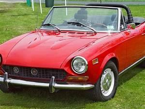 Fiat 124 Spider 1975 1976 1977 1978 1979 1980 1981 1982