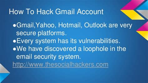 how to hack gmail account any email password recovery