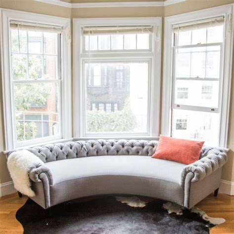 chestnut daybed  bay window sofas   seating